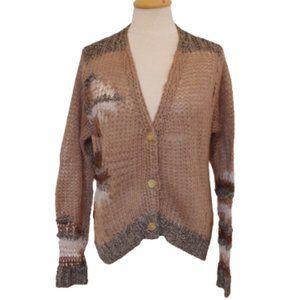 Wilfred Open Weave Multi Yarn Cardy- Sz. Sm